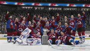 NHL 14 - Colorado Avalanche Stanley Cup Championship ...