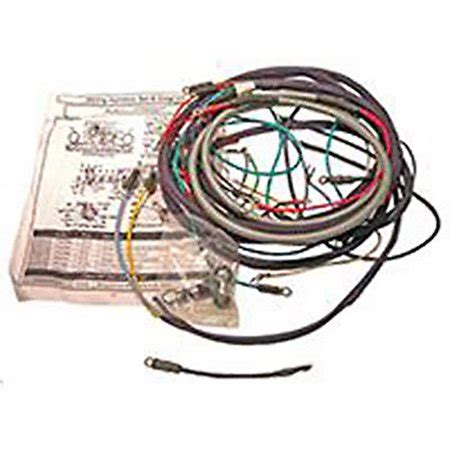 How Made I A Tractor Wiring Harnes by New Complete Wiring Harness Kit Made For Ih Tractor