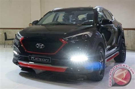 Modifikasi Hyundai I20 by Hyundai Pamerkan Modifikasi Tucson Di Autopro 2017