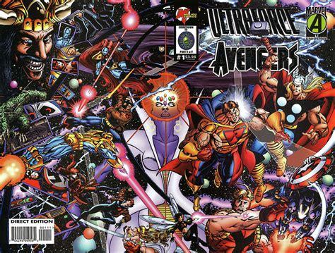 Ready For Avengers Vs