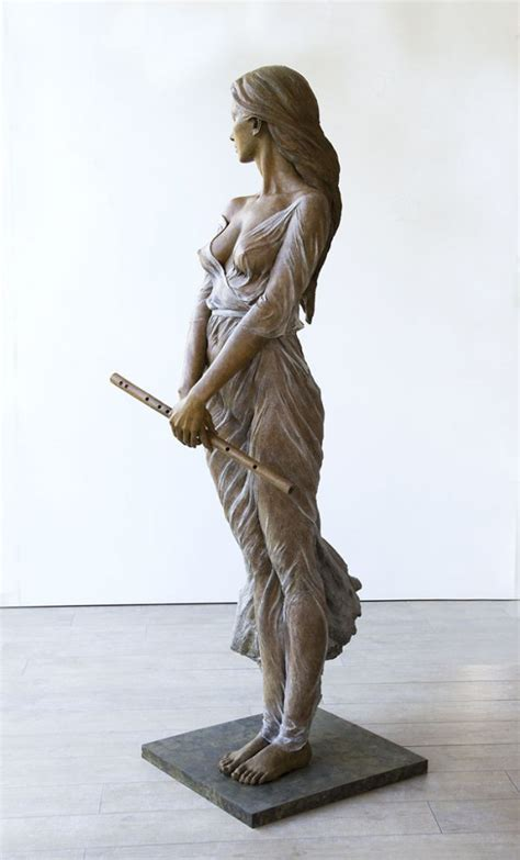 beauty of female form sculptures by luo li rong ego