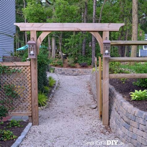 Garden Arch Blueprints by Cubby Playhouse Cabinet Plans Pdf Diy Garden Arbor With Gate