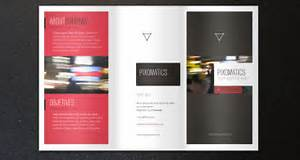 tri fold brochure sample