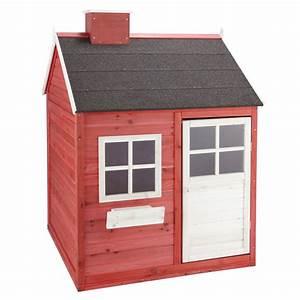 Cabane De Jardin Enfant : cabane de jardin enfant rouge grenadine maisons du monde ~ Farleysfitness.com Idées de Décoration