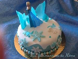 Gateau Anniversaire Reine Des Neiges : g teaux reine des neiges et leurs cristaux les ~ Melissatoandfro.com Idées de Décoration