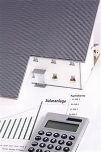 Photovoltaikanlage Berechnen : abschreibung photovoltaik so setzen sie ihre kosten ab ~ Themetempest.com Abrechnung