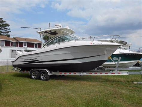 Hydrasport Boats by Hydra Sports Boats For Sale In Carolina