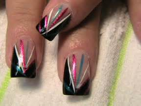 Acrylic nails you can do designs nail