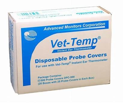 Probe Covers Temp Disposable Vet Order