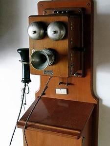 The Telephone In The Early 1900 U0026 39 S
