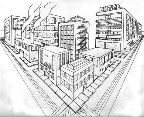 city  perspective  manwiththecameradeviantartcom
