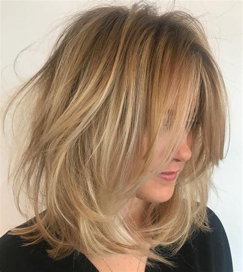 fail medium length hairstyles  thin hair hair adviser