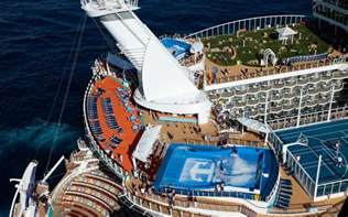 100 oasis of the seas deck cruise expert for oasis