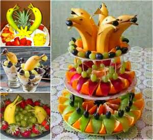 fall serving platters wonderful diy banana dolphin fruit platter