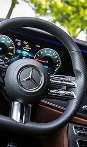 Mercedes E-Class hybrid interior & comfort | DrivingElectric