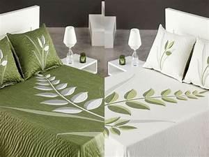 Couvre Lit Vert : olivier pas cher olivier sur enperdresonlapin ~ Teatrodelosmanantiales.com Idées de Décoration