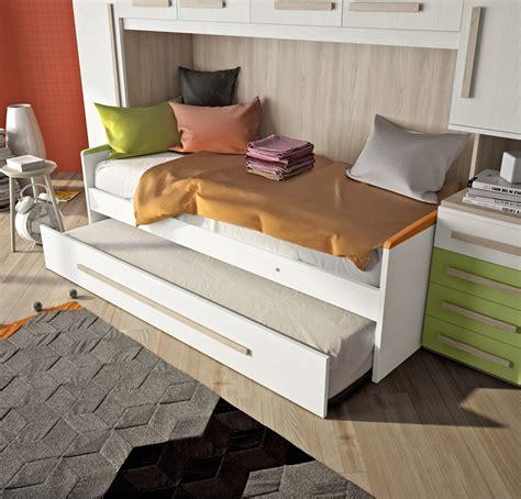 armadio a letto san martino cameretta armadio lineare a ponte con letto