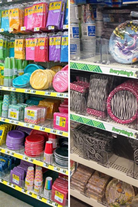 Dollar Tree Birthday Decorations - the dollar tree store products to buy living cheaply