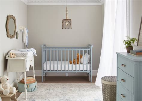 joanna gaines nursery paint color popsugar home