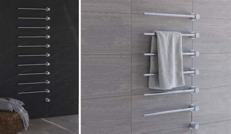 Built-in Towel Warmer From Vola