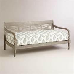 black and white print mattress cover world market