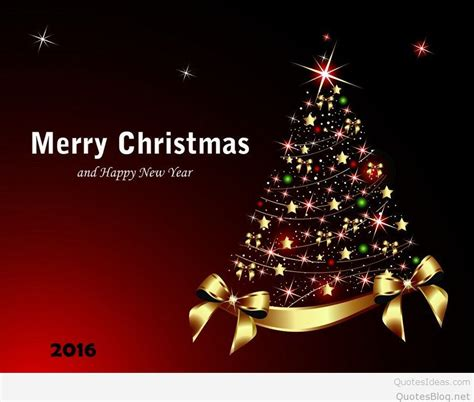 Merry Christmas And Happy New Year 2017 Wallpapers