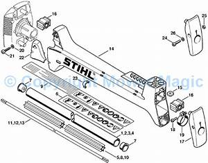 Stihl Fs 110 Parts Diagram
