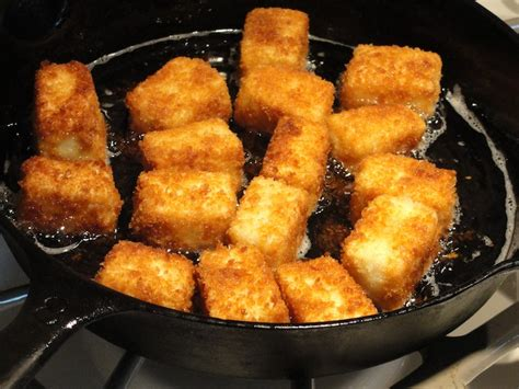 fried tofu recipes fried tofu with sesame soy dipping sauce season with spice