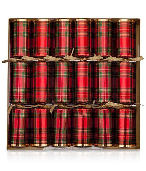 best 28 plaid tartan christmas crackers in christmas
