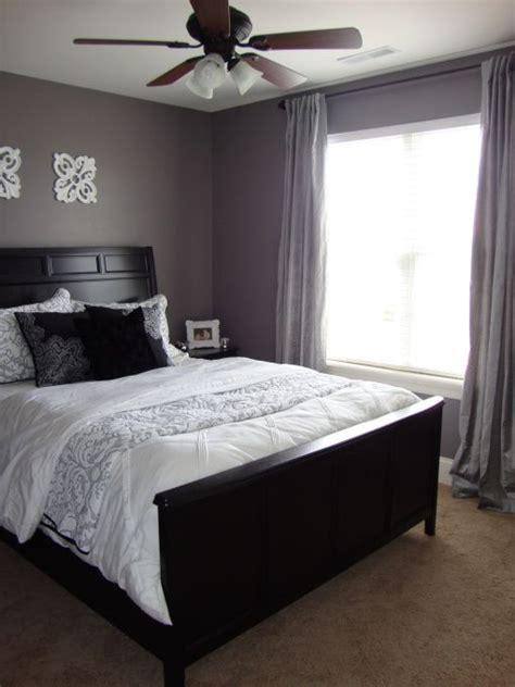 purple grey bedrooms ideas  pinterest bedroom