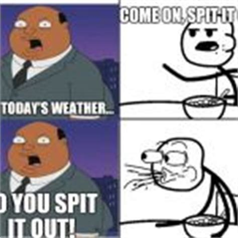 Spit Out Cereal Meme - blank cereal guy meme generator imgflip