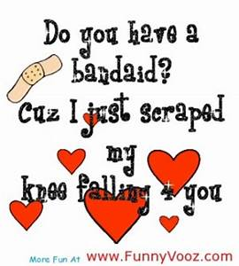 Corny Pick Up Lines Quotes. QuotesGram