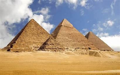 Pyramids Egypt Wallpapers Backgrounds Pyramid Giza Egyptian