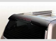 Rear Dust Deflector Reflector Toyota Prado 95 R One Piece