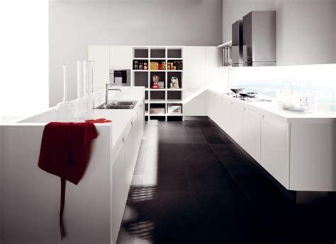 cuisine intemporelle modele de cuisine avec ilot 13 la cuisine blanche une