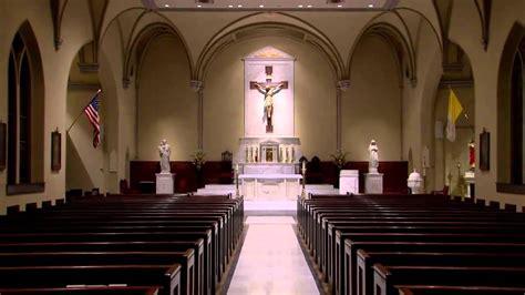 La Pieta St Mary Catholic Church Alexandria Youtube