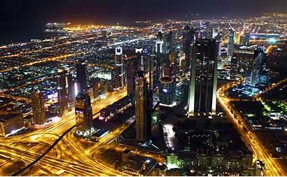 India Dubai Smart Cities Future Indian Concept