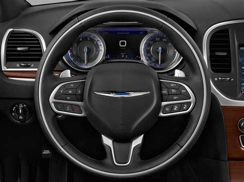 image  chrysler   platinum rwd steering wheel