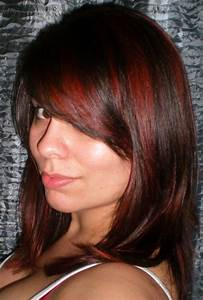 dark brown with red highlights | red or copper tones ...