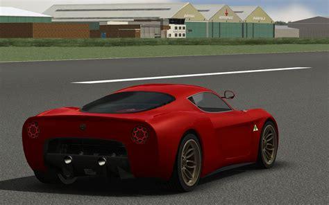 Alfa Romeo Concept by Alfa Romeo Concept Retrofutura 33 2 Previews Virtualr