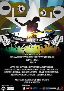 Monash Music Festival Life In KL