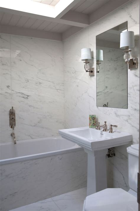 bathroom  skylight ideas transitional bathroom