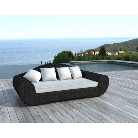 agr 233 able monsieur meuble canape convertible 12 canap233 de jardin quotmilanoquot blanc kirafes
