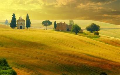 Tuscany Desktop Italy Discover Widescreen Wallpapers Pc