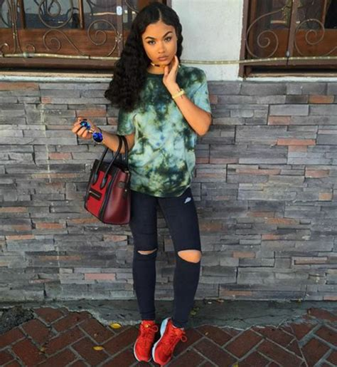 India westbrooks bag sunglasses red sneakers tie dye shirt - Wheretoget
