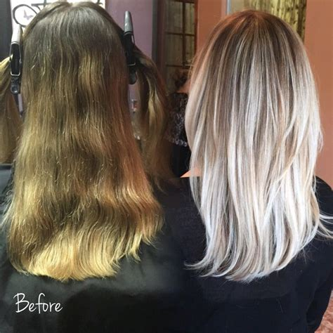 To Brown Turned Grey by Best 25 Can Grey Hair Turn Ideas On