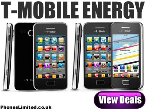 t mobile pay on phone t mobile energy deals released on pay as you go phones