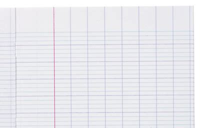 bureau de poste cahier piqures conquerant grand carreaux 17x22 32p 4mm 90g