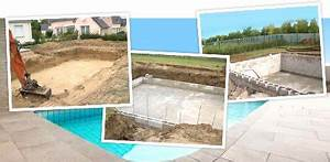 piscine en kit et hors sol a prix discount sur montpellier With marvelous construction piscine hors sol en beton 15 bloc piscine