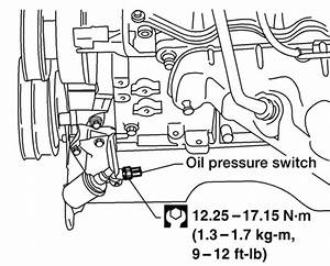 repair guides engine mechanical components oil With which of the four wires on a 2006 mazda 3 ac pressure switch